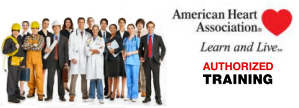 American Heart Certified CPR Classes